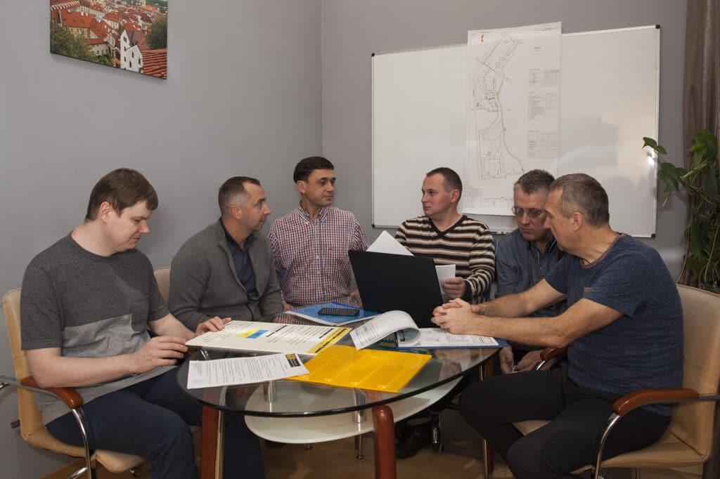 Команда компании РЦБУ